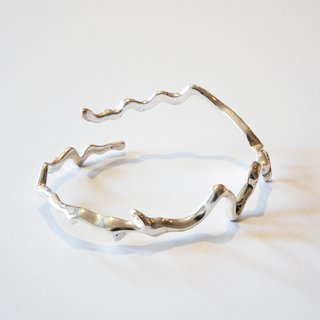 Maya Lin, Colorado River (Sterling Silver)
