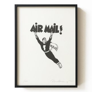 Air Mail art for sale