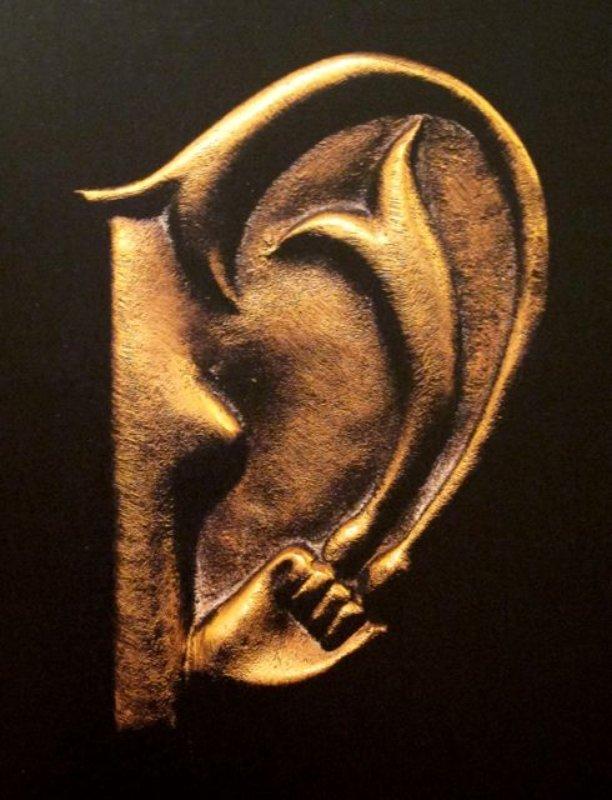 Meret Oppenheim - Das Ohr von Giacometti for Sale | Artspace