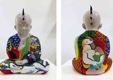 work by Metis Atash - PUNKBUDDHA By Your Side feat. PICASSO