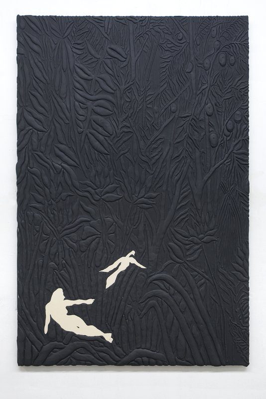 Michael Assiff, Untitled (Dream, Bird on a String)