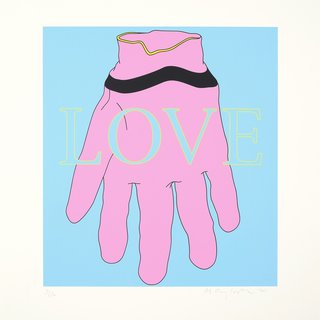 Love/Glove art for sale