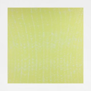 Yellow Crochet Ripple art for sale
