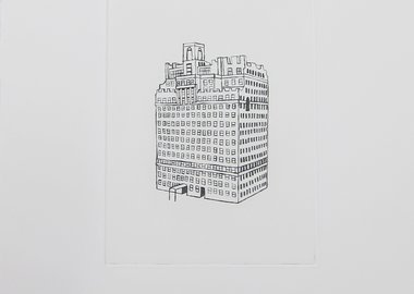 work by Michelle Vaughan - 834 Fifth Avenue Penthouse from the Seven Resid...