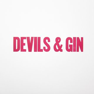 DEVILS & GIN art for sale