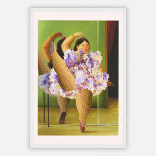 Dancers at the Bar (in Marc Jacobs) art for sale