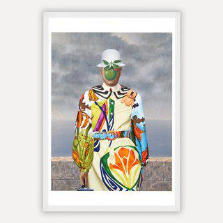 The Son of Man (in Louis Vuitton) art for sale