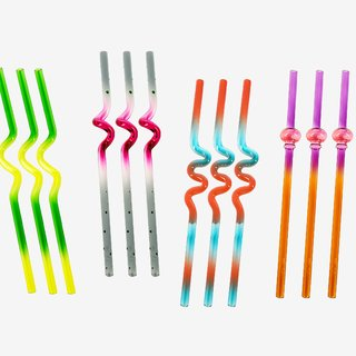 Suck it Up Straws - Set of 12 art for sale
