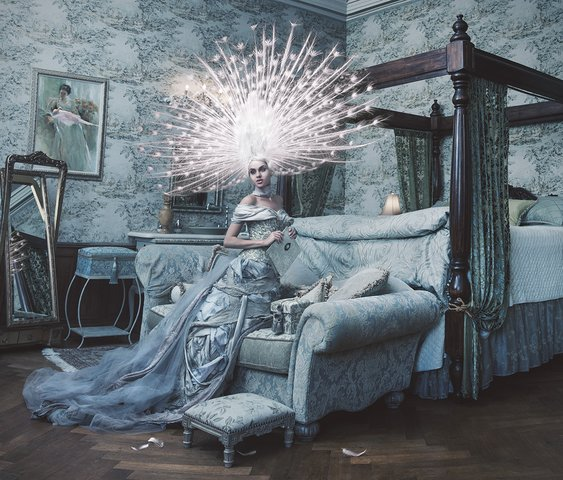 Miss Aniela - Poster & Plumage, Photograph