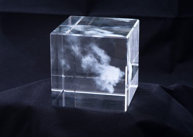Miya Ando - Kumo (Cloud) for The Glass House (Shizen) Nature Series