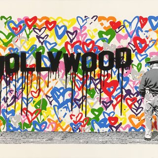 HOLLYWOOD art for sale