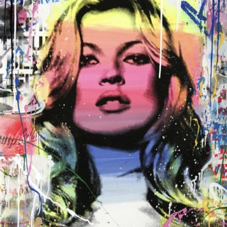 Kate Moss (2018) art for sale