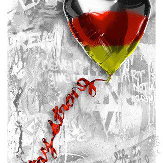 Stay Strong Germany art for sale