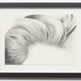 Hair portrait XCU art for sale