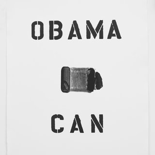 Obama Can art for sale