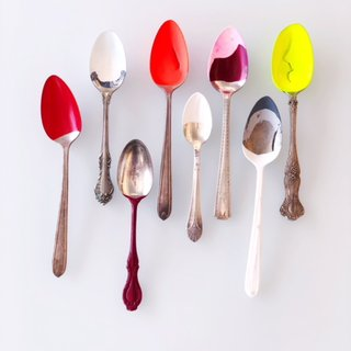 Dipped Spoons art for sale