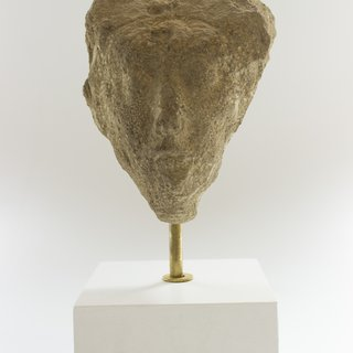 Umbrian Head in Stone, 4 art for sale