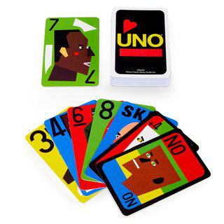 Uno vs Nina Chanel Abney art for sale