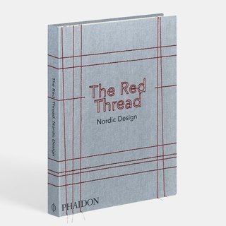The Red Thread: Nordic Design art for sale