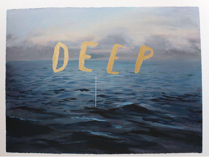 Oliver Jeffers Deep For Sale Artspace