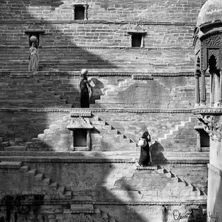 Stepwell art for sale
