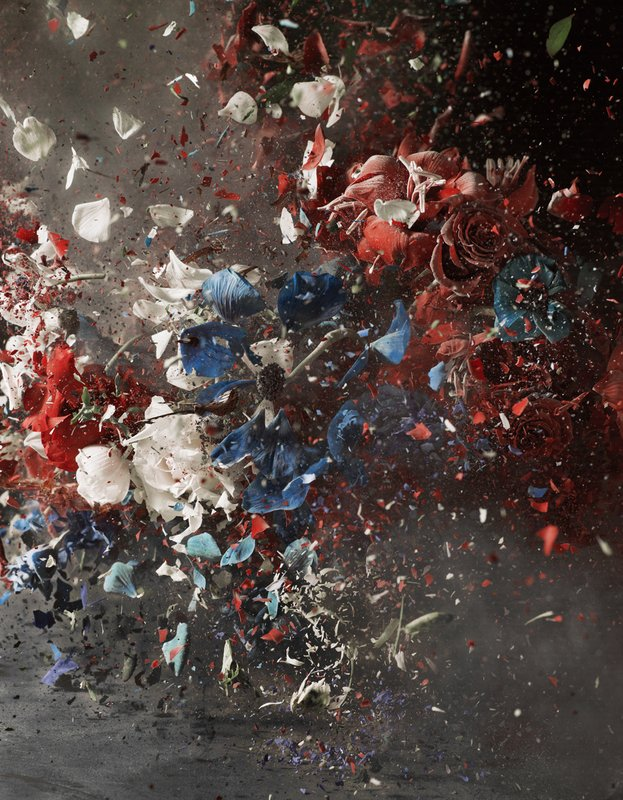 main work - Ori Gersht, Blow Up Untitled 19