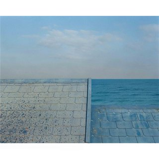 Orit Raff, Untitled (Horizon)