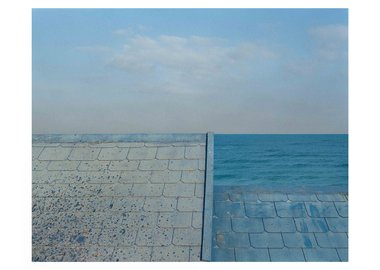 work by Orit Raff - Untitled (Horizon)