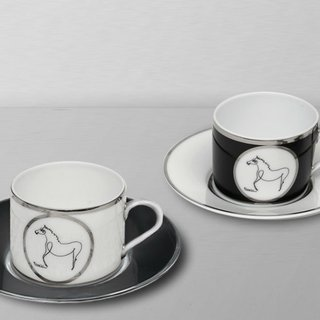 Coffee set Gift box The Horse art for sale