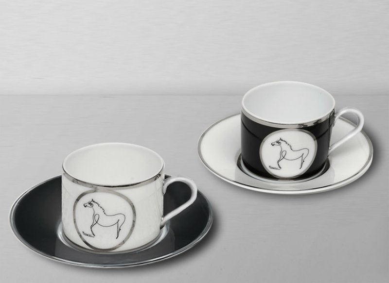 Pablo Picasso Coffee Set Gift Box The Horse For Sale Artspace
