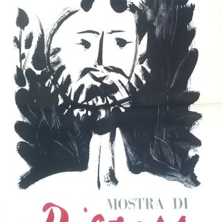 Poster - Picasso Exhibition art for sale