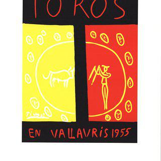 Toros En Vallauris art for sale