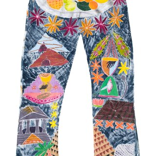 American Dream Jeans Too art for sale