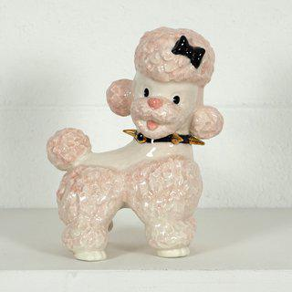 Pupply Play Poodle art for sale