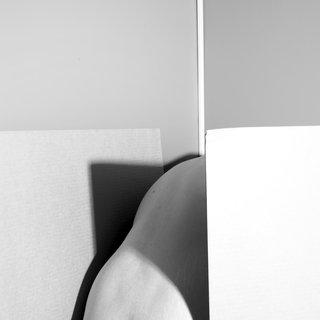Patricia Voulgaris, Self Portrait, from the series Fragments
