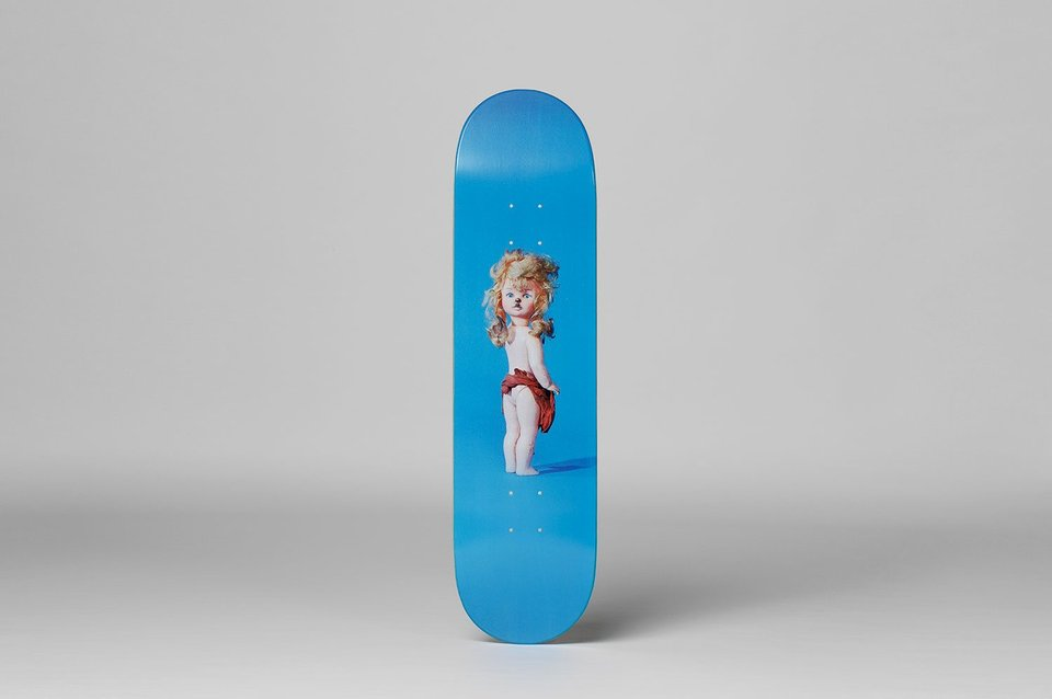 The Body Shoppe Skateboarders Exposed