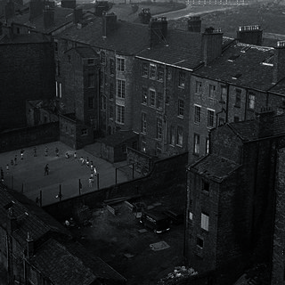 Haigh Street, Everton, Liverpool, 1975 art for sale