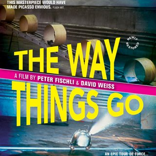 The Way Things Go (Special Dual-Format Edition) art for sale