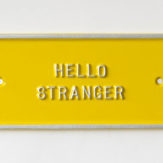 Hello Stranger art for sale