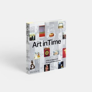 Phaidon, Art in time