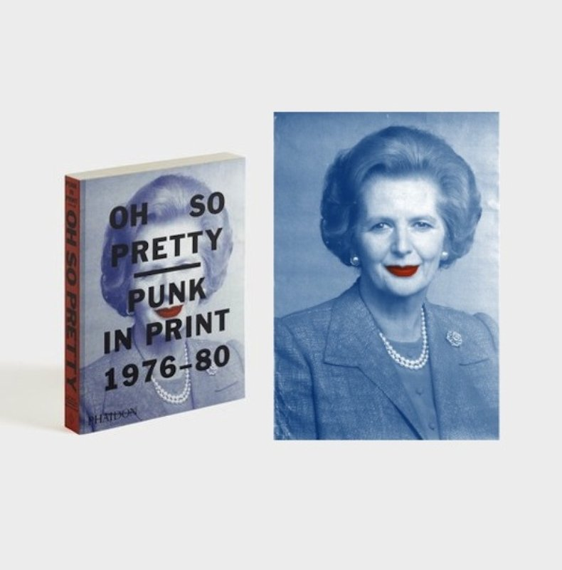by phaidon - Oh So Pretty: Punk in Print 1976-1980, Gift Set