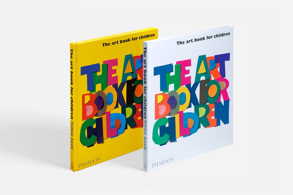 Phaidon, The Art Book For Children Volume 1 and 2