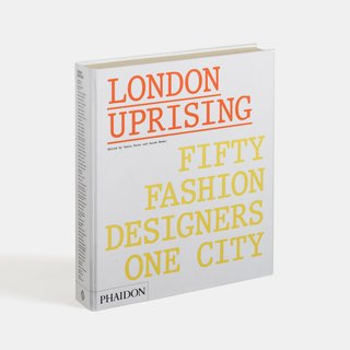 London Uprising - Fifty Fashion Designers, One City art for sale