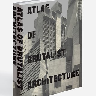 Atlas of Brutalist Architecture art for sale