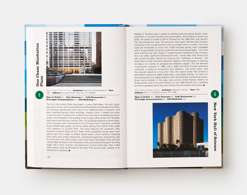 Mid-Century Modern Architecture Travel Guide: East Coast USA, Phaidon    Artspace com
