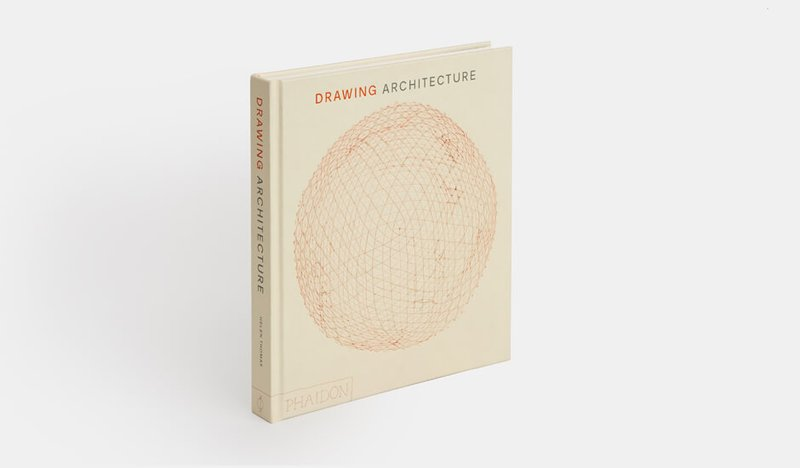 main work - Phaidon, Drawing Architecture