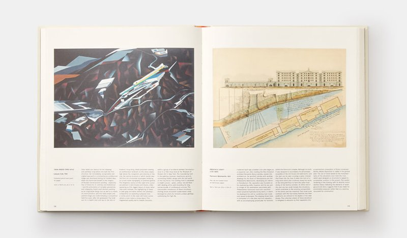 view:20932 - Phaidon, Drawing Architecture -