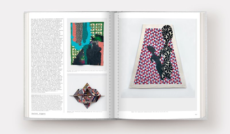 Vitamin T: Threads and Textiles in Contemporary Art, Phaidon | Artspace com