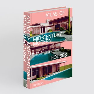 Atlas of Mid-Century Modern Houses art for sale