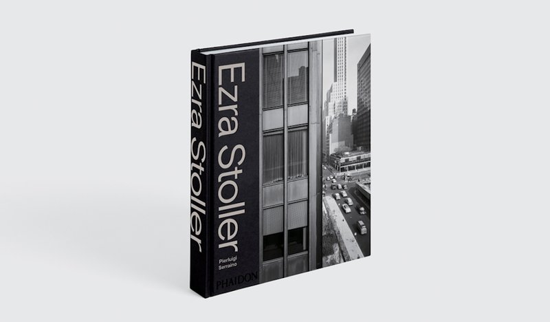 main work - Phaidon, Ezra Stoller - A Photographic History of Modern American Architecture